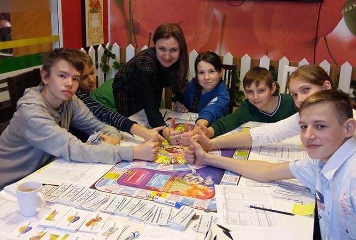 Сash Flow дети и подростки